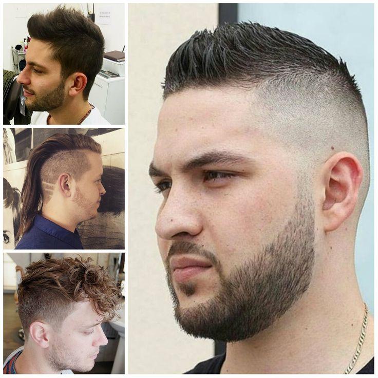 la parte superior del faux hawk peinados para hombres de