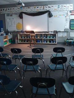 Poetry Cafe - this is a brilliant idea for any grade! A must do for next year!