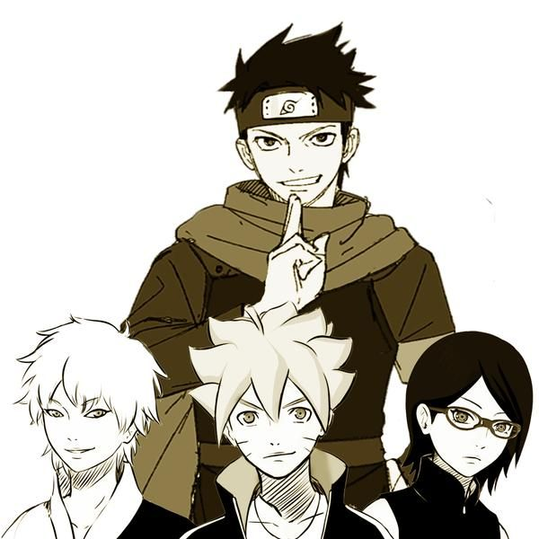 637 Best Images About Naruto On Pinterest