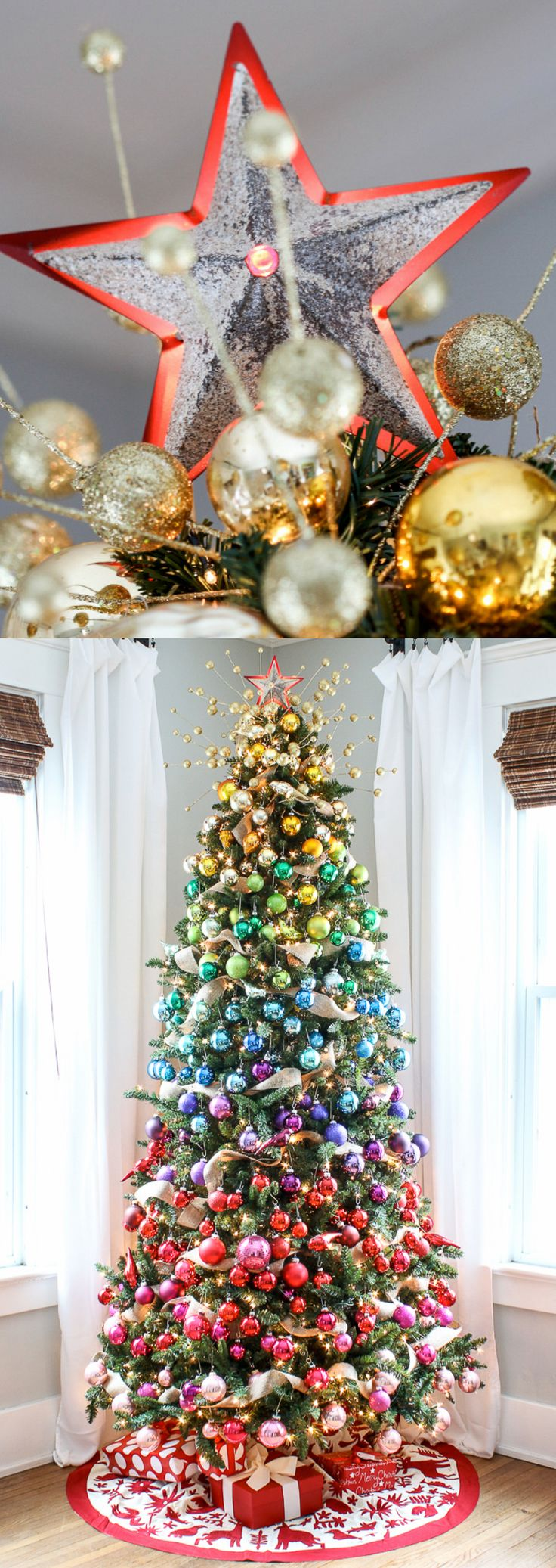 Describing beautiful christmas decorations - Best 25 Unique Christmas Trees Ideas On Pinterest Alternative Christmas Tree Unique Christmas Decorations And Xmas Tree