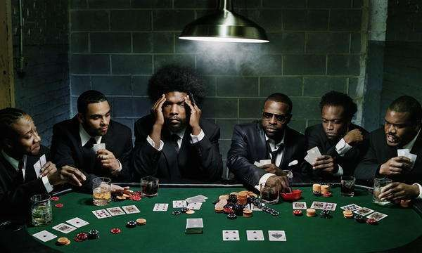 "the roots | Druther: Music Monday: The Roots ""You Got Me"" Ft. Erykah Badu (26 Pics ..."