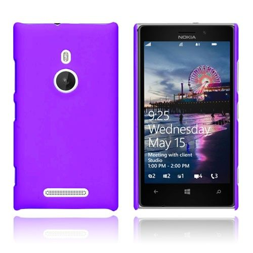 Hard Cover (Lilla) Nokia Lumia 925 Cover
