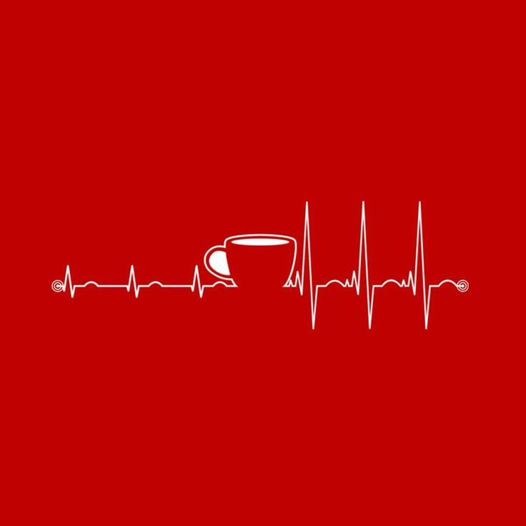 """The Caffeine Heartbeat""- I don't drink caffeine but this still cracked me up haha:) (scheduled via http://www.tailwindapp.com?utm_source=pinterest&utm_medium=twpin&utm_content=post23048282&utm_campaign=scheduler_attribution)"
