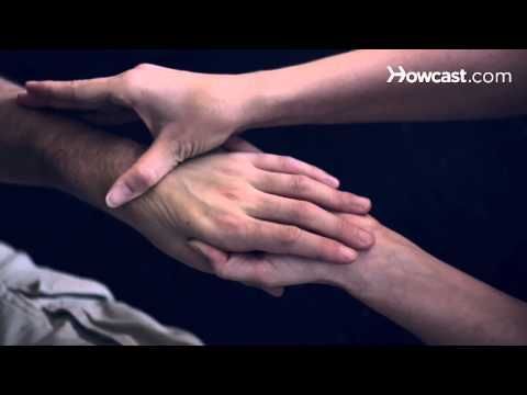 How to Give a Hand Massage - YouTube