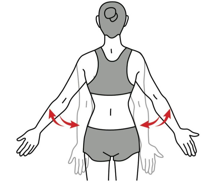 With a frozen shoulder it is very important to keep the shoulder moving as much as possible. Our team of doctors and massage therapists work with you for movement and pain relief.
