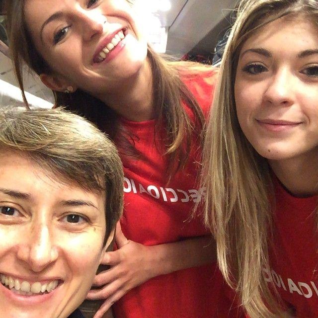 #sfreccioa1000 #frecciarossa1000 #selfie #travel #new #milano #roma