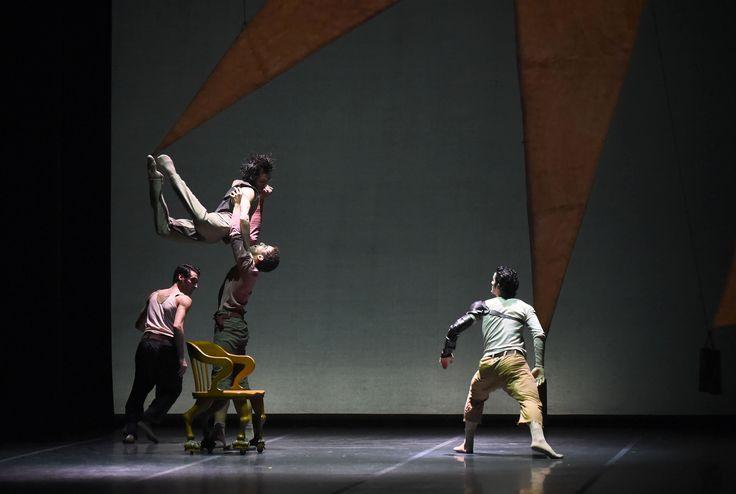 Fondazione Nazionale della Danza / Aterballetto - Don Q. (foto di Roberto Ricci)