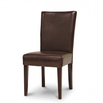 Attractive Palecek Hudson Woven Back Side Chair In Dark Brown Http://www.plumgoose
