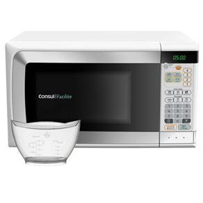 Micro-ondas Consul Facilite - 20 L Casas bahia  R$ 299,00