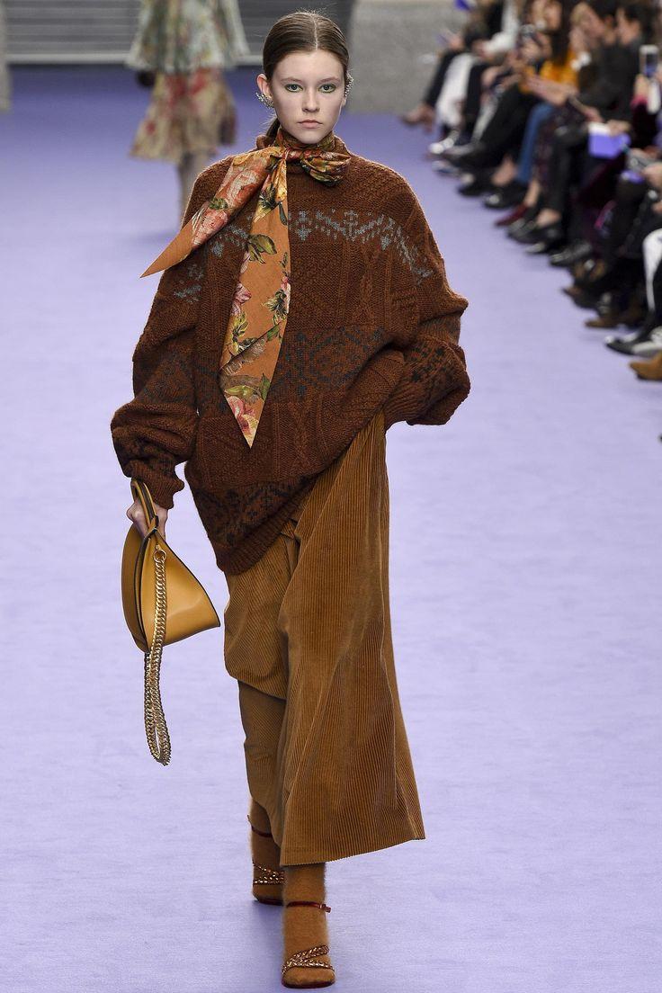 Défilé Mulberry prêt-à-porter femme automne-hiver 2017-2018 43
