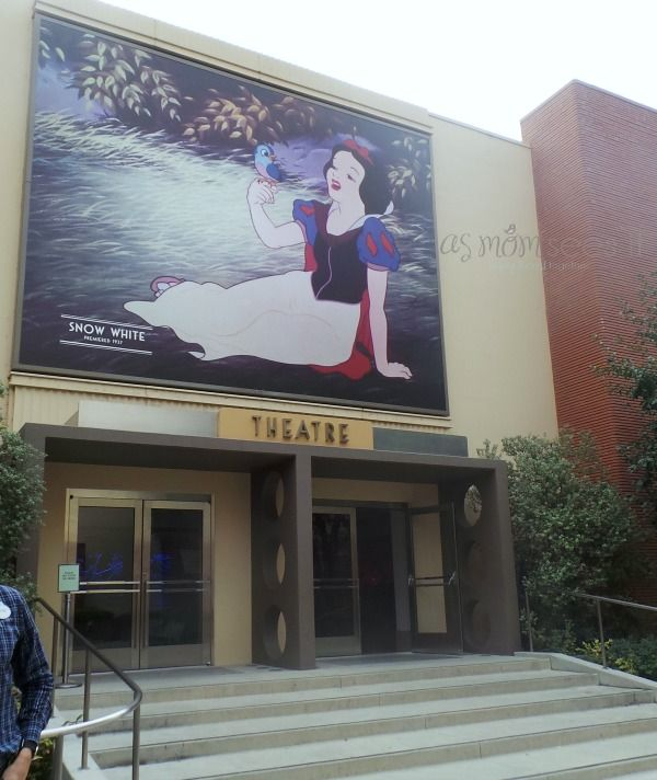 Disney Animation Studios in Burbank