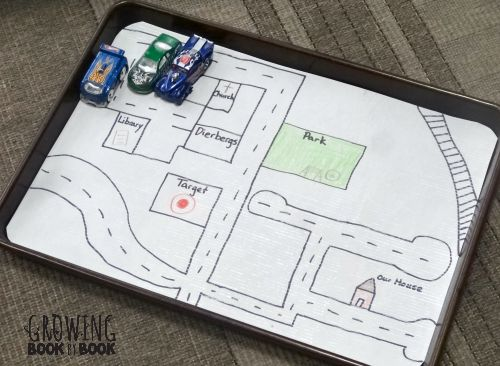Cookie sheet - cars road, magnets, plane, Velcro sheet, etc