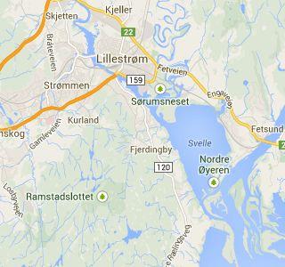 Skøytebaner i Akershus