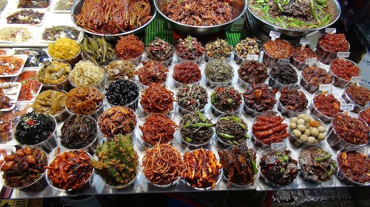 South Korean Foods You Should Try - Banchan