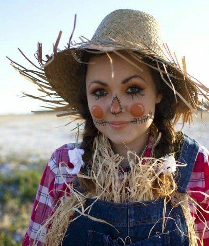Best 25 Deguisement Halloween Facile Ideas On Pinterest Id E D Guisement Facile D Guisement