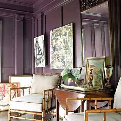 Sherwin Williams 2014 Color Of The Year Exclusive Plum Lila WohnzimmerWohnzimmer FarbenSchlafzimmer