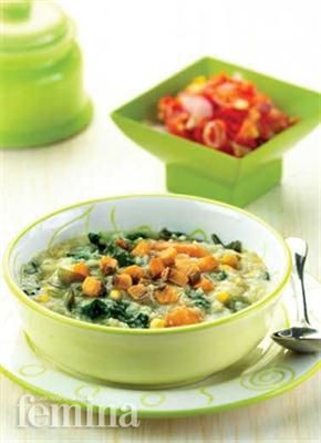 Bubur Manado (manado porridge)