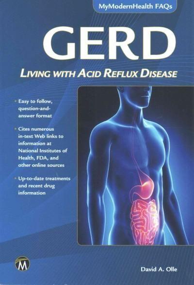 Gerd: Living With Acid Reflux Disease