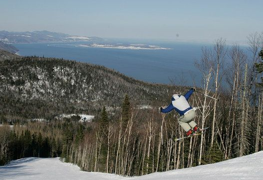 5 bonnes raisons de skier au Massif de Charlevoix (PHOTOS)