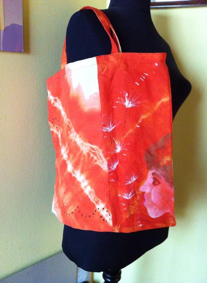 Vászon bevásárlótáska(szatyor)