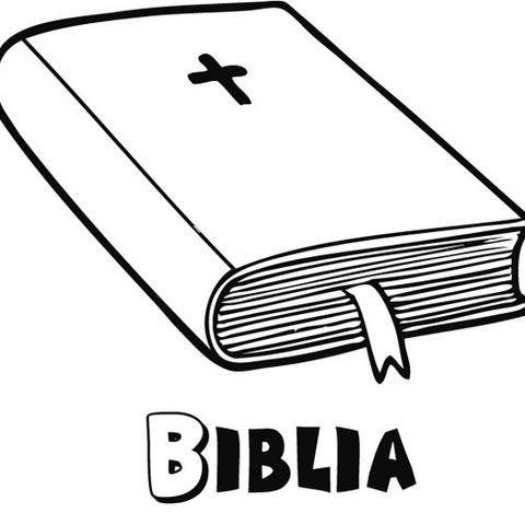 Laminas De La Biblia Para Colorear Imprimir Y Recortar La Biblia Para Colorear Y Coloreada Biblia Dibujos Biblia Biblia Imagen