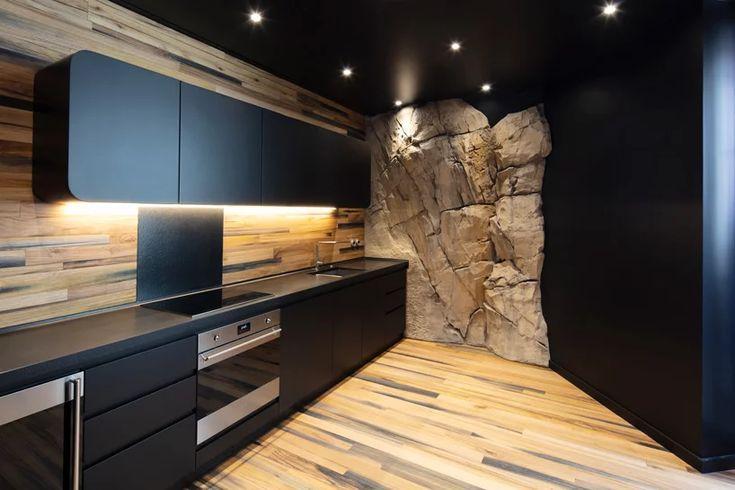 Jean Pierre Lott Carves Grotto From Monaco Bedrock With Villa