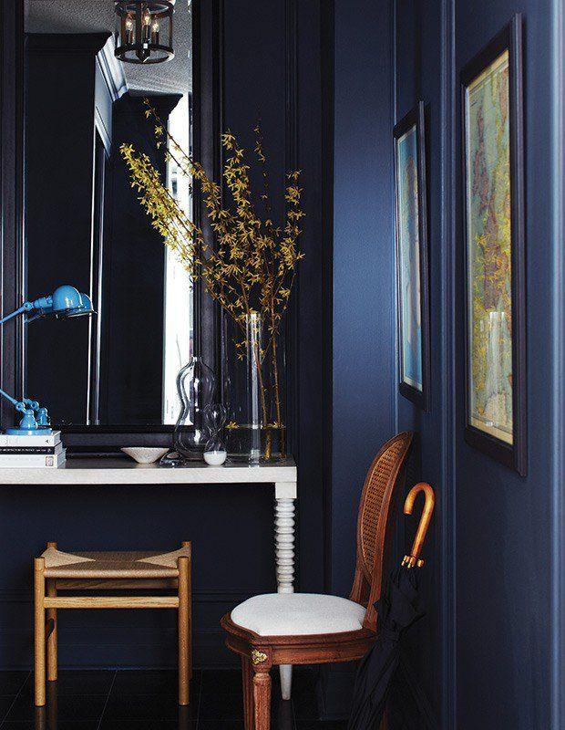 Die besten 25+ Dunkelblaue küchen Ideen auf Pinterest dunkelblau - dunkelblaue kche