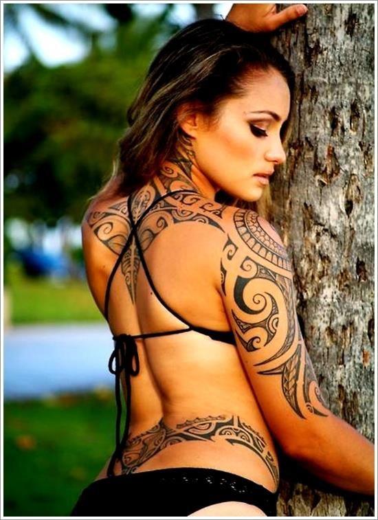150 Most Amazing Maori Tattoos, Meanings, History nice