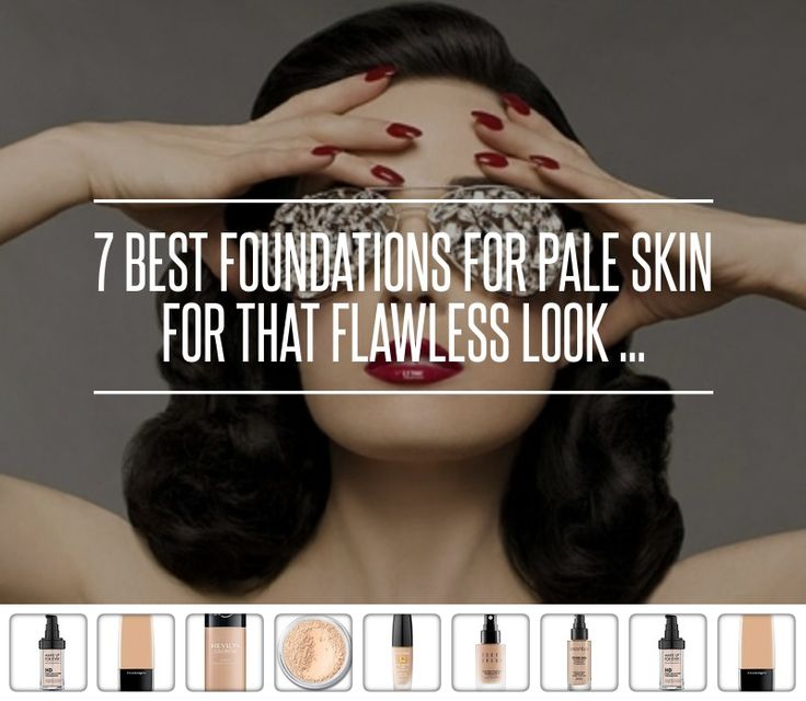 2. Illamasqua Rich Liquid Foundation - 7 Best Foundations for Pale Skin for That Flawless Look ... → Makeup