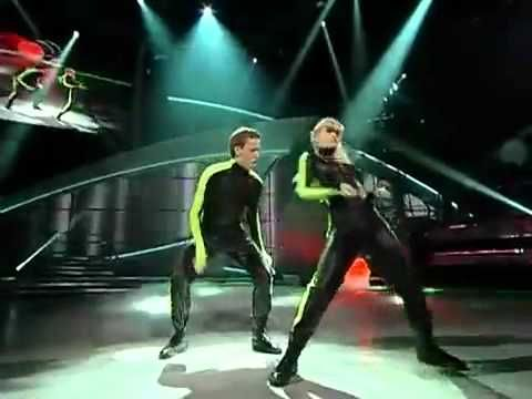Nicki Minaj - Massive Attack (So You Think You Can Dance Canada Top 16 - Lindsay and Francois