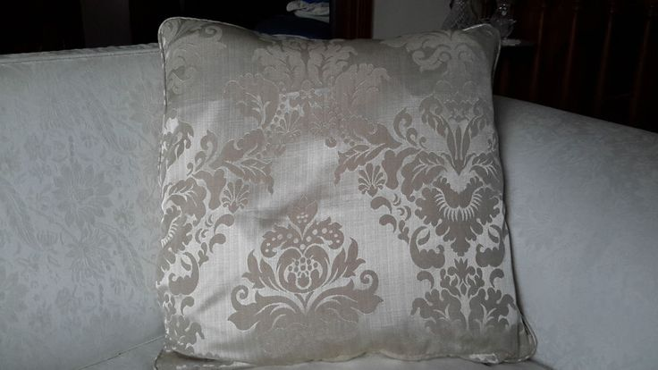 Scatter Cushion Cover Soft Gold - Designer Decorative Throw-Aussie Made