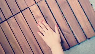 Pia Stuff: Preparing the balcony for hot summer days & nights...