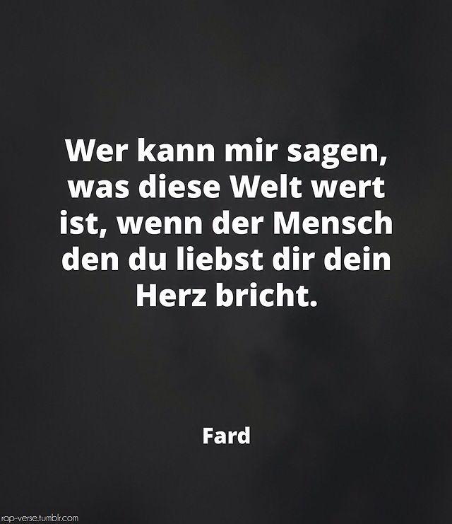Besten  Rap Zitate Deutsch Ideen Auf Pinterest