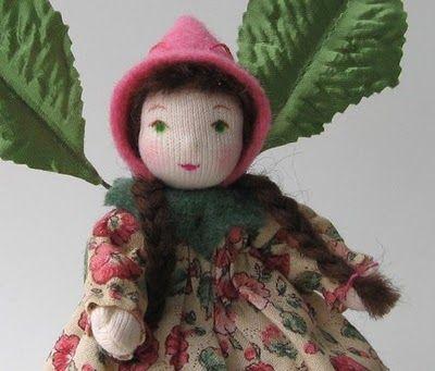 Make a small doll