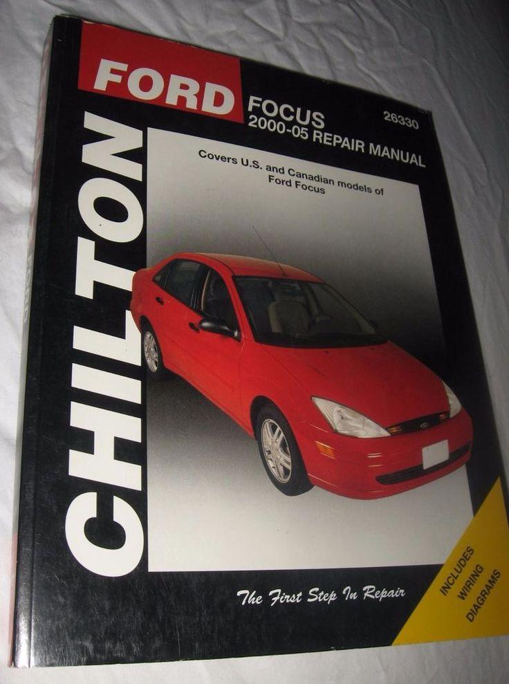 Chilton Ford Focus 2000