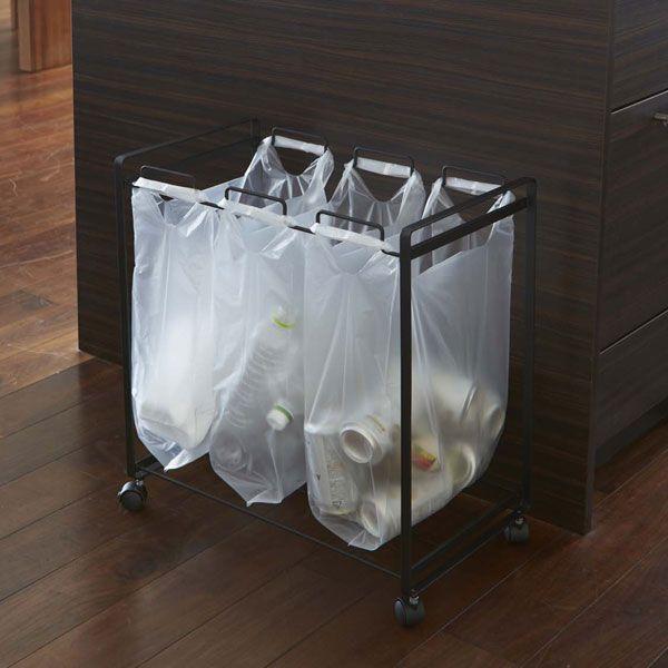 Trash Bag Holder Tower Michel Kay Quot Trash Bag Stand Trash