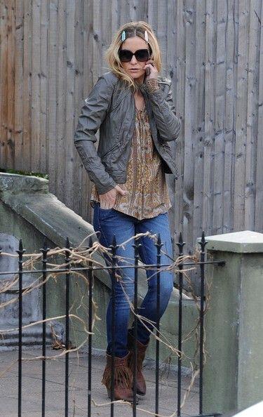 Kate Hudson - Kate Hudson Films 'Good People'
