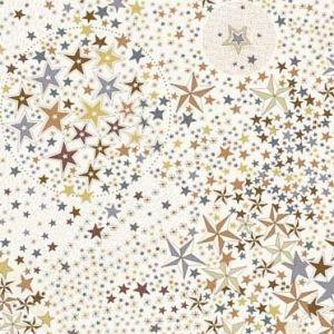 Fabric Liberty - Adelajda Brown x10cm