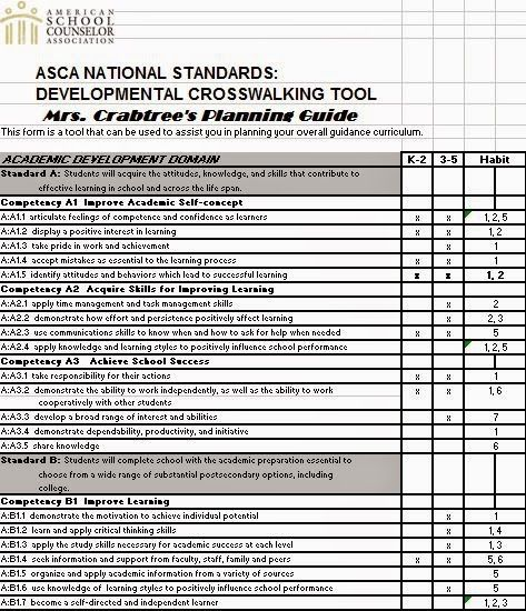 Best  Asca Standards Ideas On   Common Core Labels
