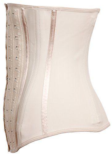 Lush Moda Waist Trainer - Fajas Reductoras y Moldeadoras Three Rows of Hooks at Amazon Women's Clothing store: