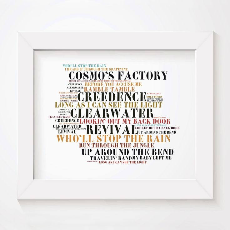Best 25+ Cosmo's factory ideas on Pinterest | Clearwater revival ...