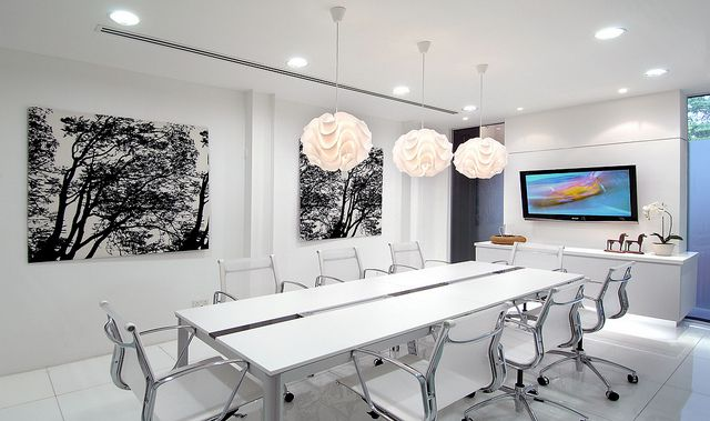 Creative office design by M Moser Associates | Flickr - Photo Sharing!