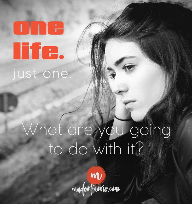 What should you do with your life? Find out at Made of Moxie
