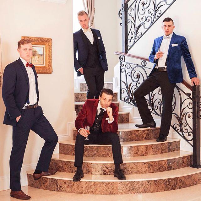 Men we've got you! #gentlemensclub #lkmen #blazers #suits #quality #keepitclassy #lenakasparian