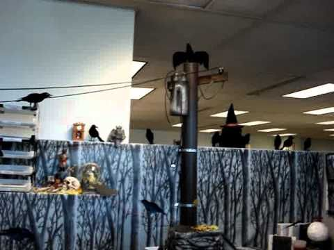 Office Cubicle Decorations for Halloween | hqdefault.jpg