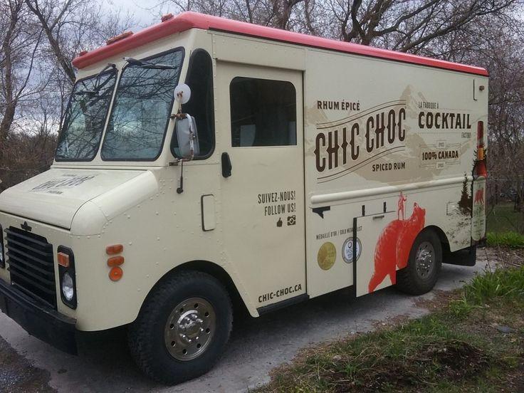 Chic Choc Truck du Domaine Pinnacle