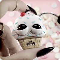 Win the Ugly Cupcake Necklace Giveaway.