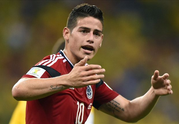 Real Madrid to pay €90 million to Monaco in exchange of Rodriguez
