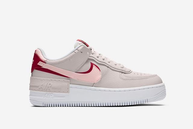 First Look: The Nike WMNS Air Force 1 Shadow in Two