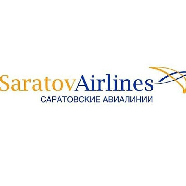 Resultado de imagen para saratov airlines logo